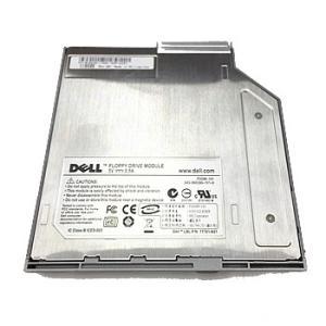 【中古】DELL純正 Latitude専用 内蔵ドライブ フロッピーディスクドライブ(XDMDELLFD)|p-pal