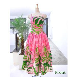ワンピース/フラダンスドレスフラ衣装 DAI003-A0394 Mサイズ|p-para