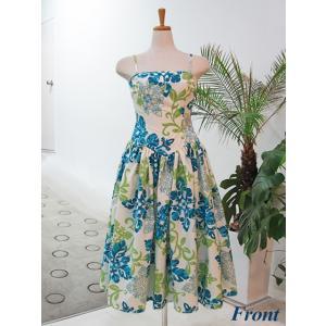 ワンピース/フラダンス ドレス フラ衣装 DAI003-A0475|p-para