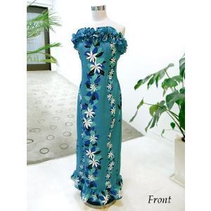 フラダンス衣装 フラドレス ホロク DC001-B0320|p-para
