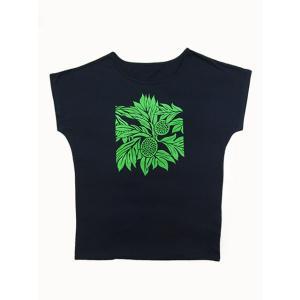 ROCO's Tシャツ ウル(ネイビー)|p-para