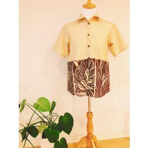 メンズアロハシャツ MEN-01-B0467|p-para