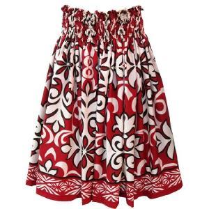 フラダンス衣装 パウスカート フラ シングル フラダンス フラ 衣装 ドレスPAUA0397|p-para