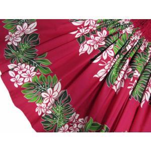 パウスカート フラダンス衣装 ピンク  PAUB0459|p-para|03