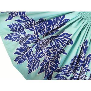 パウスカート フラダンス衣装 水色  PAUB0520|p-para|03