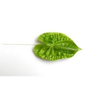 アンスリウムピック 緑|p-para