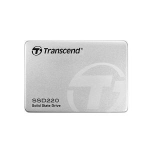 トランセンドジャパン 480GB 2.5インチ SSD220 SATA3 TLC AluminumT...
