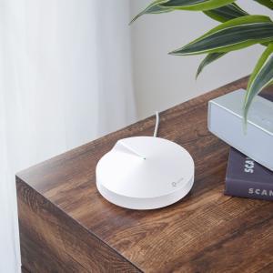独自のメッシュネットワーク技術で、家中の隅々までWi-Fiでカバー。 TP-Link HomeCar...