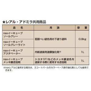 naxイーキューブ;ソールグレーライト_0.9kg 日本ペイ...