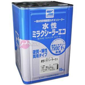 水性ミラクシーラーエコ_15kg エスケー化研 塗料