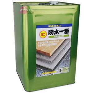 強力防水一番_13L 日本特殊塗料 塗料