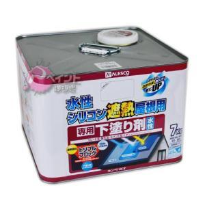 水性シリコン遮熱屋根用専用下塗り剤_7kg カンペハピオ 塗料