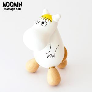 ムーミン 木製 つぼ押し マッサージャー / フローレン p-s