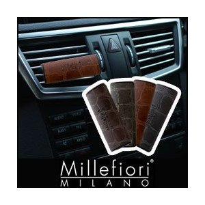 millefiori カーエアフレッシュナー 車用 芳香剤 /  サファリシリーズ|p-s