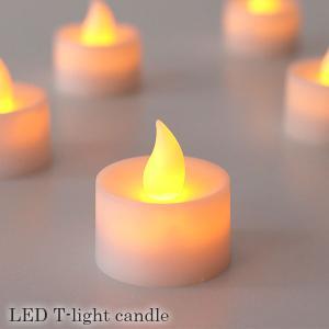 キャンドル LED ティーライト キャンドル  電池式|p-s