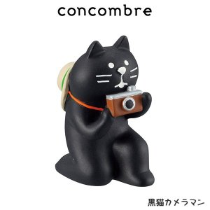concombre コンコンブル 旅猫 黒猫カメラマン|p-s