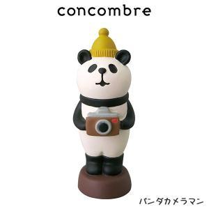 concombre コンコンブル   『  パンダ カメラマン   』|p-s
