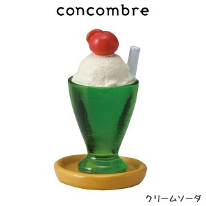 concombre コンコンブル クリームソーダ |p-s