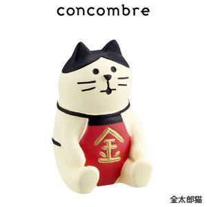 concombre コンコンブル 五月飾り 金太郎猫|p-s