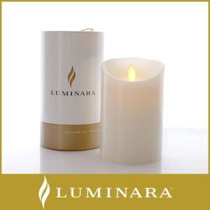 キャンドル LED ライト ルミナラ ピラー 3,5×5 Sサイズ|p-s