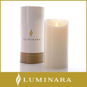 キャンドル LED ライト ルミナラ ピラー 3,5×7 Mサイズ|p-s
