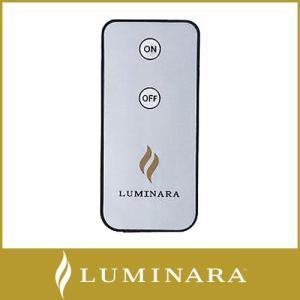 キャンドル LED ライト LUMINARA ルミナラ用 リモコン|p-s