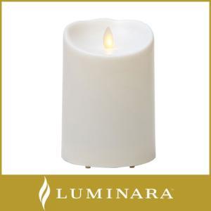キャンドル LED ライト ルミナラ アウトドア ピラー 3,75×5 Sサイズ|p-s