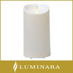 キャンドル LED ライト ルミナラ アウトドア ピラー 3,75×7 Mサイズ|p-s