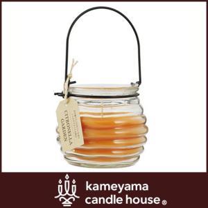 虫除け ハーブ シトロネラ キャンドル ガーデンキャンドル カメヤマ p-s