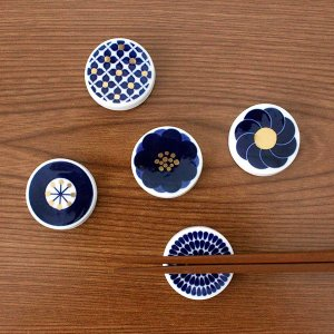 KIHARA キハラ Botanical ボタニカル 箸置 5個揃 専用箱入り|p-s|03
