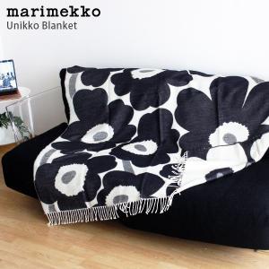 マリメッコ  UNIKKO ブランケット|p-s