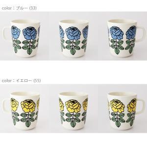 マグカップ マリメッコ Vihkiruusu ヴィヒキルース マグ 250ml 全2色|p-s|02