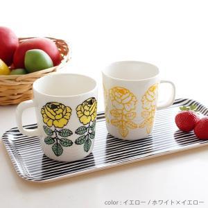 マグカップ マリメッコ Vihkiruusu ヴィヒキルース マグ 250ml 全2色|p-s|07