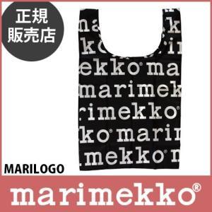 エコバッグ スマートバッグ マリメッコ マリロゴ|p-s