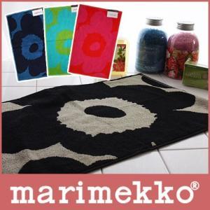 メール便 2枚まで可 タオル マリメッコ Unikko ウニッコ ゲストタオル 30×50cm 全3色|p-s