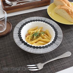 プレート 皿 マリメッココ Siirtolapuutarha シイルトラプータルハ ディーププレート 20cm|p-s