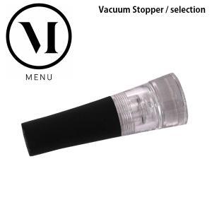 ワイン 栓 メニュー バキューム ボトルストッパー / selection|p-s