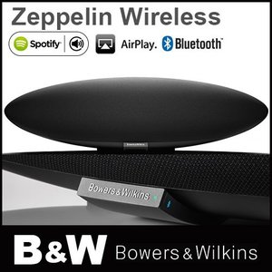 B&W zeppelin wireless ツェッペリン ワイヤレス Bowers & Wilkins|p-s