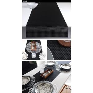 テーブルランナー チルウィッチ バスケットウィーブ 全2色|p-s|04