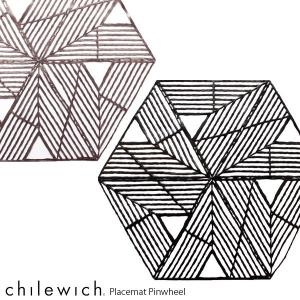 ランチョンマット チルウィッチ PINWHEEL ピンウィール 全2色|p-s