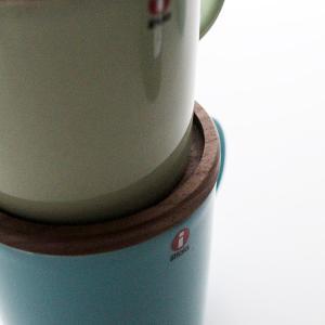 マグ用 凹み木ふた ( 大 ) へこみ木蓋 日本製 イッタラ アラビア|p-s|04