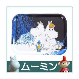 ムーミン ミニトレイ / Moomin the night ( ナイト )|p-s