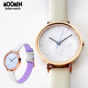 ムーミン ウォッチ 腕時計 Moomin Picking Flowers ムーミントロール|p-s