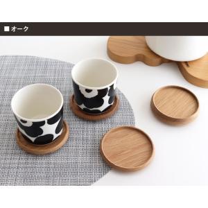 メール便 可 コースター 木製 日本製 Museo ミュゼオ 小 φ88  単品 全5種類|p-s|05