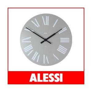 ALESSI アレッシィ Firenze フィレンツェ 掛け時計/グレー|p-s
