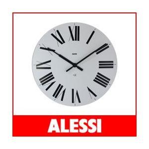 ALESSI  アレッシィ  Firenze  フィレンツェ  掛け時計/ホワイト|p-s