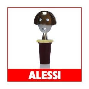 アレッシィ アンナストップ 2  ボトルストッパー / レッド|p-s