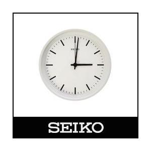 SEIKO / セイコー  電波時計 STANDARD ANALOG CLOCK / スタンダード アナログクロック  Sサイズ /ホワイト ( KX310W )|p-s