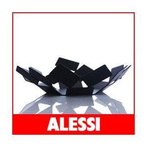 ALESSI / アレッシィ LA STANZA DELLO SCIROCCO  フルーツ バスケット / ブラック|p-s
