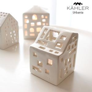 キャンドルホルダー KAHLER ケーラー URBANIA アーバニア ティーライトハウス スタジオハウス Atelier|p-s